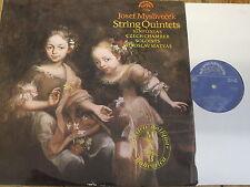 1 10 1880 Myslivecek String Quintets (Sinfonias) / Czech Chamber Soloists
