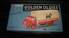 CORGI CLASSICS GOLDEN OLDIES  BEDFORD S BOX VAN TRUCK SPRATT'S  #30303