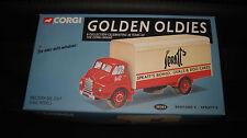 CORGI CLASSICS GOLDEN OLDIES  BEDFORD S BOX VAN TRUCK SPRATT'S  #30303