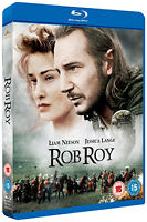 ROB ROY - BLU-RAY - REGION B UK
