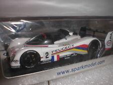 Spark 1299 - Peugeot 905 EV1 Ter LM 1993 #2 - 1:43 Made in China