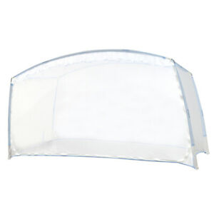 Folding Freestand Bed Canopy Mosquito Net Tent For King Bed 190CM S Single Door