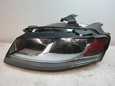 nn70355 Audi A4 Sedan 2009 2010 2011 2012 Left  Driver Side Headlight OEM