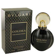Bvlgari Goldea The Roman Night Eau de Parfum (EdP) 75 ml für Damen NEU & OVP