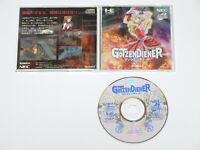 GOTZEN DIENER NEC PC-Engine SUPER CD-ROM Import Japan