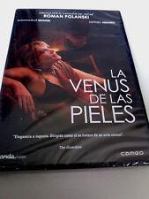 """DVD """"LA VENUS DE LAS PIELES"""" PRECINTADO SEALED ROMAN POLANSKI EMMANUELLE SEIGNER"""