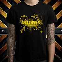 The Killers All These Things That I've Done Music Men's Black T-Shirt Size S-3XL
