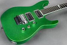 Jackson USA Custom Shop Soloist SL2H, Green Soda Sparkle, with HSC