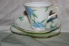 Fenton Trio Tea Cup , Saucer & Side Plate with Extra