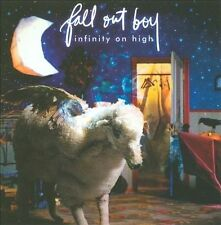 Infinity on High by Fall Out Boy (NEW CD, Feb-2007, Island (Label))