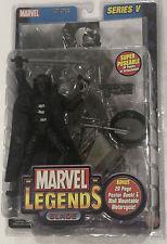 Marvel Legends Series V BLADE Toybiz 2003 NEW