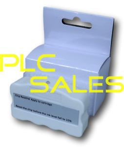 EPSON TM-C3500 Ink Cartridge SJIC22P Resetter for Refilling Ink  *NEW*
