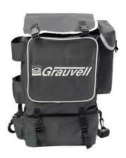 GRAUVELL Fishing Ruck Sack Trip 60 - Includes Separated Cooler Bag