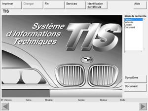 TIS BMW manuel de reparation en français RTA BMW de 1882 à 2007
