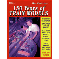 150 YEARS OF TOY TRAINS: history of model trains -- (NEW BOOK)