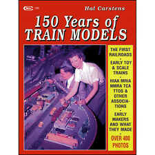 150 YEARS OF TOY TRAINS: history of model trains (NEW BOOK)