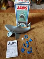 STEVEN SPIELBERG'S BOARD GAME OF JAWS VINTAGE 1975 IDEAL - BOXED - ULTRA RARE!