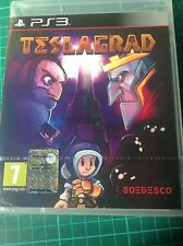 TESLAGRAD PlayStation 3 Brand New & Sealed! Italian Packaging English Gameplay