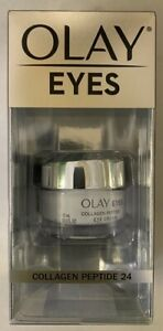 Olay Eyes Regenerist Collagen Peptide B3+ 24 Eye Cream 0.5 oz #A1