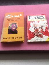 2 x Einstein Books