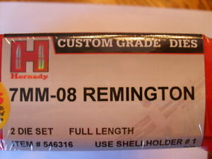 Hornady 7mm-08 Remington 546316