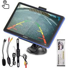 """XGODY 7"""" Navegador GPS Satnav Europa Mapas & Cámara de marcha atrás Bluetooth 8G"""