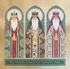 Charity Christmas Cards WE THREE KINGS Helen & Douglas House Boxed Packs of 10