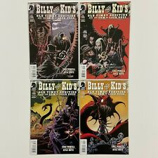 BILLY THE KID'S OLD TIMEY ODDITIES 1-4 1 2 3 4 COMPLETE (2005, DARK HORSE)