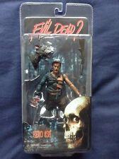Evil Dead 2 Hero Ash Figure Rare Collectable