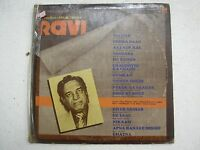 RAVI THE BEST vachan ghatna gumrah 1984 RARE LP RECORD india hindi bollywood VG+
