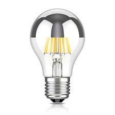 E27 Kopfspiegel LED Lampe Filament A60 8W =57W warm-weiß 750lm A++ für innen und