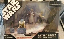 Star Wars: 30th Anniversary Collection Battle Packs - Betrayal On Bespin sealed