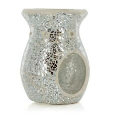 Ashleigh & Burwood Classic Glass Mosaic Moonlight Fragrance Oil Burner Home Gift