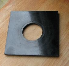 Patrón MPP mk7 VII Lente Board Panel Para Ajuste obturador Compur 1 agujero de 40 mm