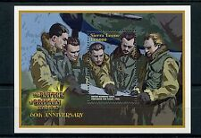 Sierra Leone 2000 MNH WWII WW2 Battle of Britain World War II 1v S/S II Stamps