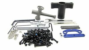 XO-1 SCREWS & TOOLS KIT Traxxas 64077-3