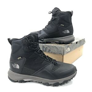 The North Face Ultra XC GTX Gore-Tex Boots Womens Size 8.5 US Black Insulated