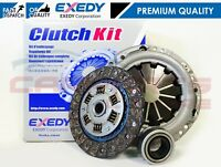 FOR SUZUKI JIMNY 1.3 16V 4WD 1998- EXEDY 3 PIECE CLUTCH COVER DISC BEARING KIT