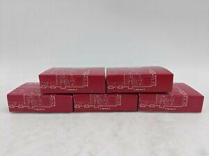 Raspberry Pi 4 Computer Model B 2GB RAM - Lot of 5 -JL1245