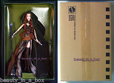 Faraway Forest Elf Barbie Doll Collector in SHIPPER Gold Label 2014 Designer ""