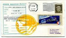 1981 Space Shuttle Flight NASA-AMES Research Center Honolulu Columbia NASA USA