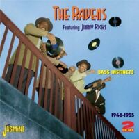 The Ravens Featuring Jimmy Ricks - Bass Instincts 1946-1955 [CD]