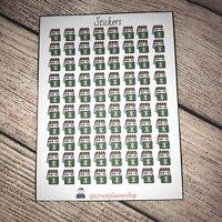 Payday Sticker/ Money Stickers / Expenses Sticker / planner sticker