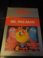 Ms. Pac-Man (Atari 2600, 1982)