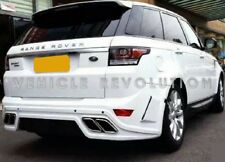 Range Rover Sport 2013+ SVR L494 Revolución mnsy estilo actualización de parachoques trasero