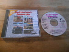 CD Hip Hop 2 Live Crew-Greatest Hits (15 Song) DEEP GROOVE/BMG