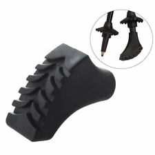 Universal Alpenstock Rubber Head Cover Case Protector For Hiking Walking Stick