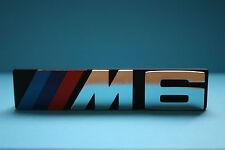 Genuine BMW E24 M6 coupe Front grille M badge logo emblem 51141965980