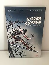 SILVER SURFER PARABOLA STAN LEE MOEBIUS MARVEL ITALIA GRAPHIC NOVELS