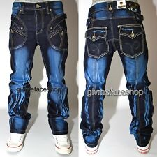 TRUE PEVIANI BAR G JEANS,  HIP HOP URBAN TIME IS MONEY MENS STAR DENIM